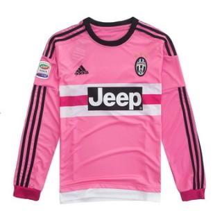 Maillot Juventus Manche Longue Exterieur 2015 2016