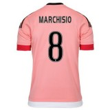 Maillot Juventus Marchisio Exterieur 2015 2016