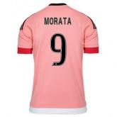 Maillot Juventus Morata Exterieur 2015 2016