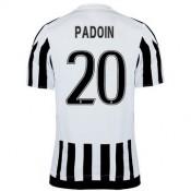 Maillot Juventus Paddoin Domicile 2015 2016