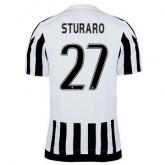 Maillot Juventus Sturaro Domicile 2015 2016