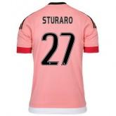 Maillot Juventus Sturaro Exterieur 2015 2016