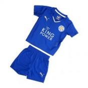 Maillot Leicester City Enfant Domicile 2015 2016