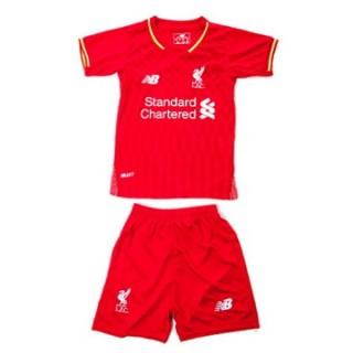Maillot Liverpool Enfant Domicile 2015 2016