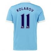 Maillot Manchester City Kolarov Domicile 2015 2016