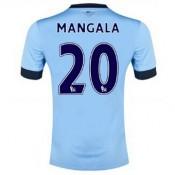 Maillot Manchester City Mangala Domicile 2014 2015