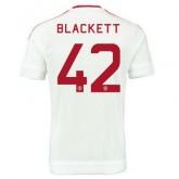 Maillot Manchester United Blackett Exterieur 2015 2016