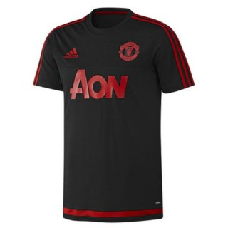 Maillot Manchester United Champion Formation Noir 2015