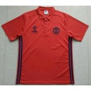 Maillot Manchester United Champion Polo Orange 2016