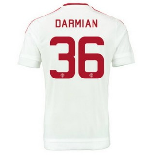 Maillot Manchester United Darmian Exterieur 2015 2016