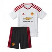 Maillot Manchester United Enfant Exterieur 2015 2016