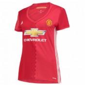 Maillot Manchester United Femme Domicile 2016 2017