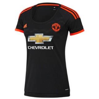 Maillot Manchester United Femme Troisieme 2015 2016