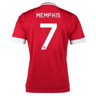 Maillot Manchester United Memphis Domicile 2015 2016