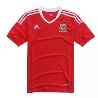 Maillot Pays De Galles Domicile Euro 2016