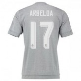 Maillot Real Madrid Arbeloa Exterieur 2015 2016