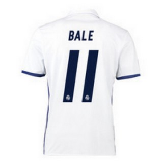 Maillot Real Madrid Bale Domicile 2016 2017