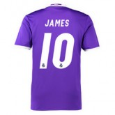 Maillot Real Madrid James Exterieur 2016 2017