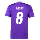 Maillot Real Madrid Kroos Exterieur 2016 2017