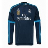 Maillot Real Madrid Manche Longue Troisieme 2015 2016