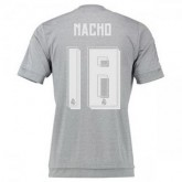 Maillot Real Madrid Nacho Exterieur 2015 2016