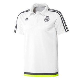 Maillot Real Madrid Polo Blanc 2016 2017