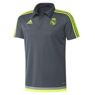 Maillot Real Madrid Polo Gris 2016