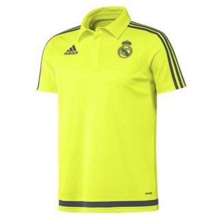 Maillot Real Madrid Polo Jaune 2016 2017