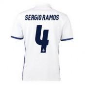 Maillot Real Madrid Sergio Ramos Domicile 2016 2017