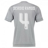 Maillot Real Madrid Sergio Ramoso Exterieur 2015 2016