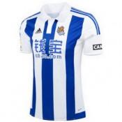 Maillot Real Sociedad Domicile 2015 2016