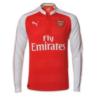 Maillot Arsenal Manche Longue Domicile 2015 2016