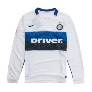 Maillot Inter Milan Manche Longue Exterieur 2015 2016