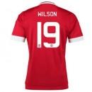 Maillot Manchester United Wilson Domicile 2015 2016