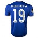 Maillot Chelsea Diego Costa Domicile 2015 2016