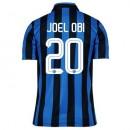 Maillot Inter Milan Joel Obi Domicile 2015 2016