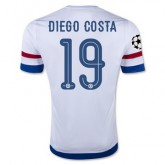 Maillot Chelsea Diego Costa Exterieur 2015 2016