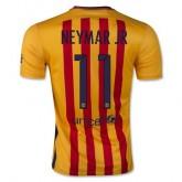 Maillot Barcelone Neymar Jr Exterieur 2015 2016