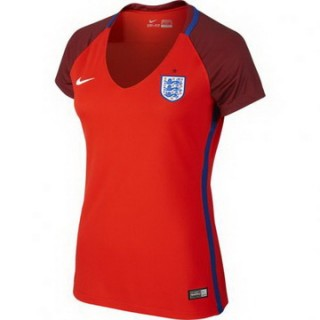 Maillot Angleterre Femme Exterieur Euro 2016