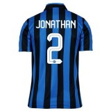 Maillot Inter Milan Jonathan Domicile 2015 2016
