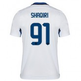 Maillot Inter Milan Shaqiri Exterieur 2015 2016