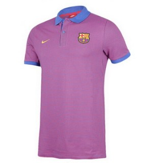 Maillot Barcelone Polo Rose 2016 2017