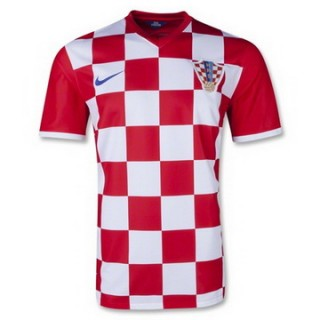 Maillot Croatie Domicile 2014 2015