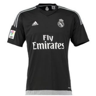 Maillot Real Madrid Gardien Domicile 2015 2016