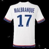 Maillot Lyon Malbranque Domicile 2015 2016