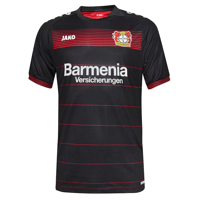 2017 Collection Maillot Bayer Leverkusen Domicile 2016 2017
