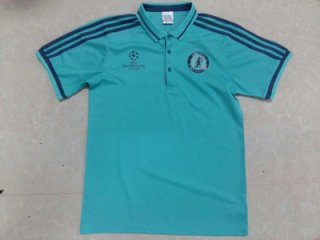 Collection Maillot Chelsea Champion Polo Cyan 2016