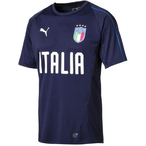 2018 2019 Homme Maillot Italie Entrainement