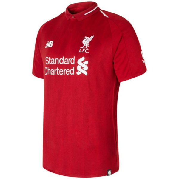 2018 2019 Homme Maillot Liverpool Domicile