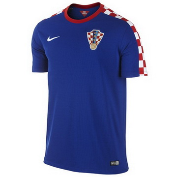 Magasin Maillot Croatie Exterieur 2014 2015
